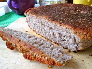 buckwheat herb loaf