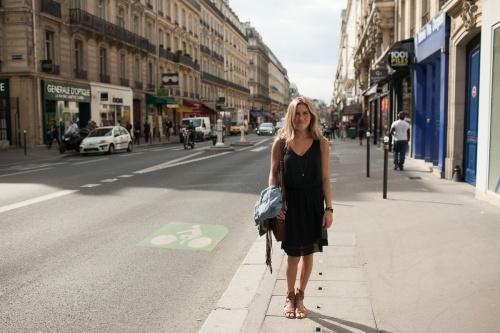 Bubble Child Chef in Paris