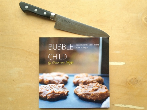 Bubble Child cook book