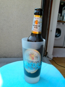 chilled GF beer