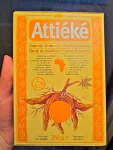 attiéké