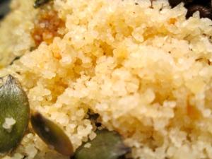 cassava couscous