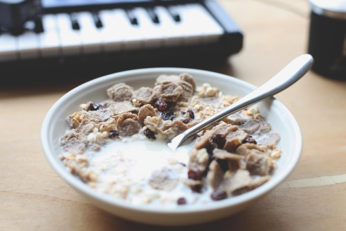 raisin bran diy