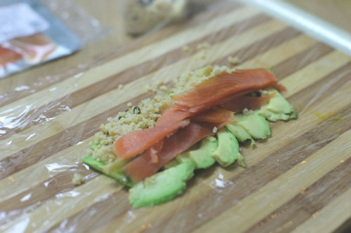 salmon-on-avocado-millet